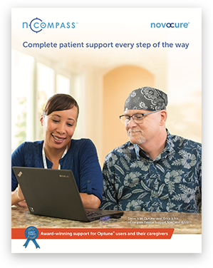 nCompass™ support brochure download
