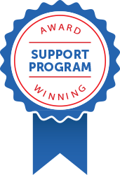 Award winning support program
