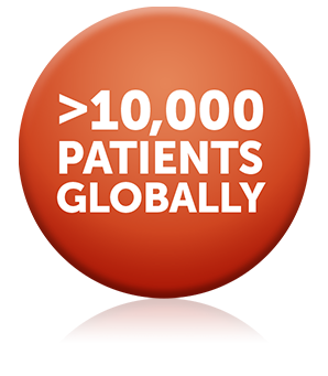 Learn about the number of patients who have been treated with TTFields to date